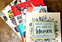 Women's History Month / March is Women's History Month, so we're doing 31 days of amazing women!