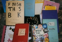 get creative: smash book  / by Sasha Madden