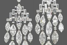 Art Deco - Jewellery - Earrings