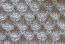 Pletene vzory