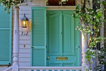 Fab Front Doors / by HuffPost Home