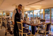 Royal Gourmet Soirée at the Royal Savoy / Relax and savour the culinary delights of a flambé gourmet dinner inspired by the famous Savoy Signature Dishes. Enjoy the beautiful ocean views from the Mezzanine Lounge, while the musical talents of our guest performer will ensure you have a special evening.