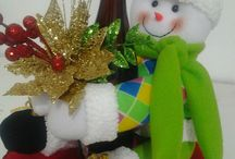 muñeco de nieve Nohora