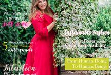 Corpo Natura Wellness Magazine / Wellness magazine focusing on wellness, nutrition, self-love, spirituality, lifestyle and green beauty.