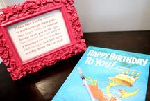 Harper's first birthday / by Heather Taggart
