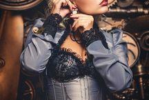 SteamPunk Beauty Fashion