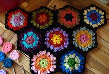 Granny square / Crochet