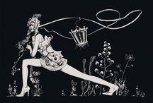 illustration menshikova