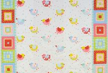 Free as a Bird collection designed by Stoffabrics / Ask for Stoffabrics at your local quilt shops and fabric retailers.