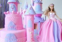 Gâteaux d'anniversaire / Des gâteaux d'anniversaire féériques qui font rêver aussi bien les enfants et les parents !