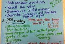 Ms. Bogan Teaches Reading / by Mary Bogan