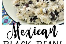 Rice, Beans and Other Things I Want to Try