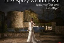 Osprey's Autumn Wedding Fair / Calling all couples! Join us this Sunday 6th of October for the Osprey's Autumn Wedding Fair! This is an opportunity to view our Ballroom set as it would be for your Wedding, our Bridal Penthouse Suite along with our Civil Ceremony Suite. You will be able to speak with our Wedding Coordinator Ruth & the team along with suppliers to help you plan your special day!