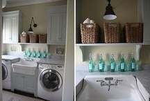 Laundry Room / by Emily Dumont