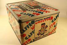 Vintage tin ❤ Scatole di latta