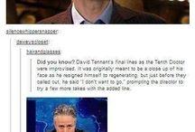 Doctor Who / by Alana Leggett