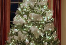 Vánoční stromeček a dekorace