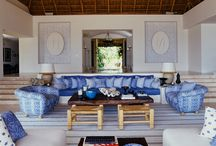 BLUE LIVING INSPIRATION / Colour Inspiration for the outdoors