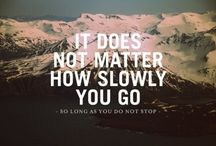 Motivation/Being Fit/Good Health / by Shauna Durfee