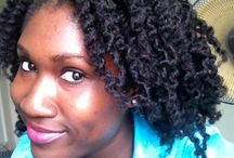 Natural Hair Journeys