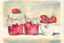 Watercolor / by Rhonda Jessop-Kearney