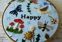 Embroidery what caught my eyeball