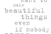 Art quotes / by Barbie Swihart