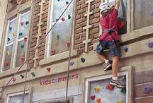 Creative climbing