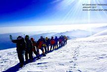 Mt Damavand Trekking Tours 2017 / 0