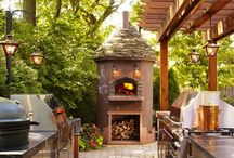 Outdoor BBQ / Ovens