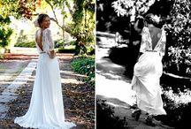 Casamiento. Vestidos de Novia