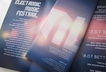 BROCHURE / electronic music festival