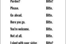 Deutsch kann auch einfach sein! :)
