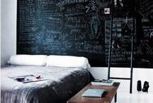 chalkboad walls