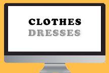 Clothes - Dresses / Clothes - Dresses.