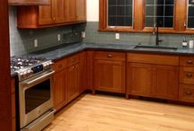 A Kitchen Cabinets