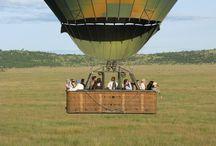Balloon Safaris In Tanzania