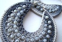 crochet jewelry / by Dorothy Gerlach