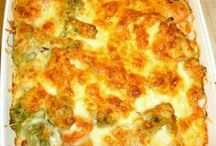 zöldséges csirkemell tésztával