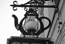 Charming coffee house / Emese inspirációs board-ja a csodaszépséges, szupernépszerű, csupaszív kávézójához
