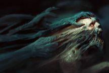 Dark World - Skeletons / Just Skull And Bones ...