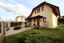 Rodinný dům 5+kk Bášť / Krásný rodinný dům na prodej