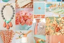 Wedding Inspiration - Colours