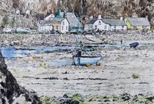 Summer Exhibition 2017 / The summer exhibition at Cardiff's Albany Gallery is a chance to see the latest work from a huge range of gallery artists, from seasoned regular exhibitors to exciting newcomers. Taking place from July 6 to September 9, it includes diverse and beautiful coastal scenes from artists such as Peter Kettle and Tim Fudge, plus exquisite portraits and still life paintings, sculpture, landscapes and bold abstracts.