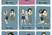 Man & Women