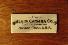 Blair Camera / The Blair Camera Co. was an American camera maker based in Boston, Massachusetts. In 1879 it was Blair Tourograph Co., named after a camera type introduced in 1878. In 1890 it bought another Boston-based camera maker, the Boston Camera Company.In 1899 Blair became a division of Kodak (Camerapedia)