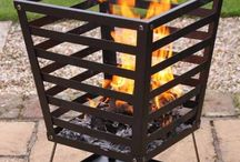 braziers for the garden