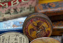 Unique and collectable tins / Tins that would look good in my collection