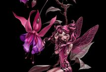 Fairies, pixies, angels