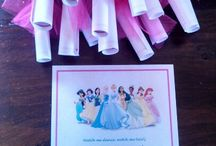 Disney Princess Party x